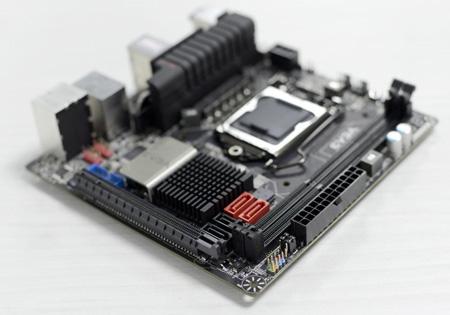 EVGA Z77 ITX