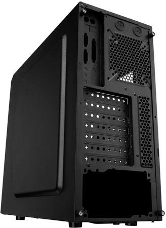 В корпусе Xilence Montclair помещается системная плата типоразмера ATX, до семи карт расширения и до 10 накопителей