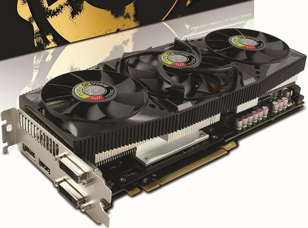 Point of View GeForce GTX 680 BEAST with TGT Backplate