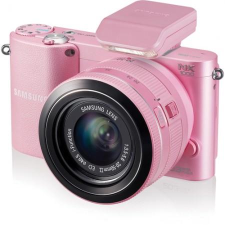 Беззеркальная камера Samsung NX1000