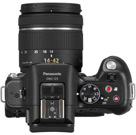 Фото дня: беззеркальная камера Panasonic DMC-G5