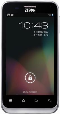 ZTE N880E теперь управляется операционной системой Android 4.1 Jelly Bean
