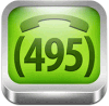 Аллё, Москва Logo