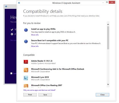 Compatibility Details