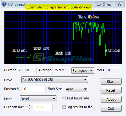 Интерфейс HD_Speed