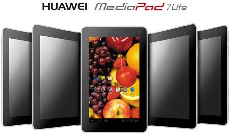 Huawei MediaPad 7 Lite