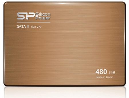 ���������� Silicon Power Velox V70 �������� ����������� SATA 6 ����/�