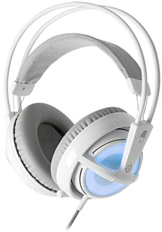 �������� ������� ��������� SteelSeries Siberia v2 Frost Blue
