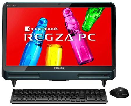 Toshiba REGZA PC D712