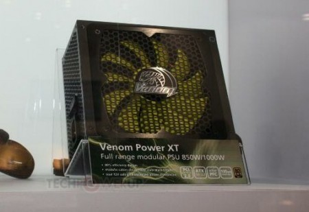 Блоки питания Akasa Venom Power XT