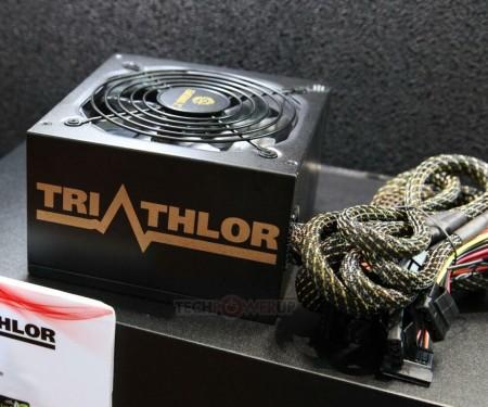 Блоки питания Enermax Triathlor