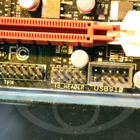 ASUS добавляет поддержку Thunderbolt в платы для процессоров AMD