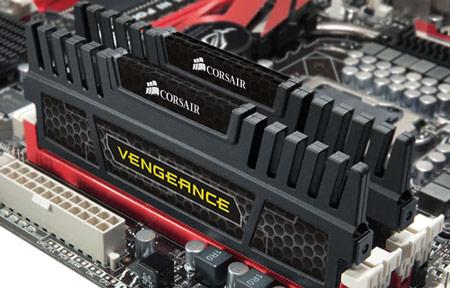 Ожидается, что цена набора Corsair Vengeance DDR3-1600 составит $135