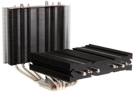 Начались продажи кулера Prolimatech Black Series Genesis