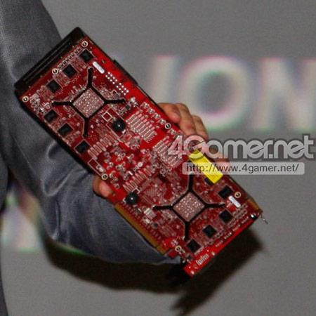 ���� ���: 3D-����� AMD FirePro W9000 �� ���� GPU Tahiti