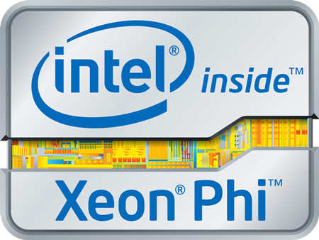 Анонсирован выпуск сопроцессоров Intel Xeon Phi