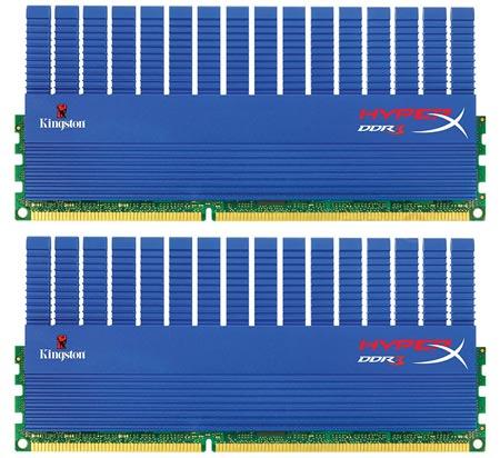 Kingston Technology обещает скоро начать поставки модулей памяти HyperX T1 DDR3-2666
