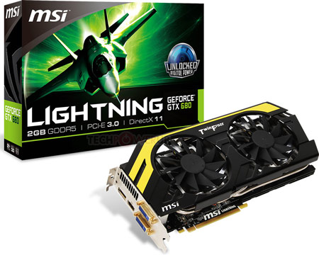 3D-����� MSI GeForce GTX 680 Lightning