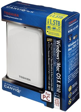 Toshiba CANVIO for PC