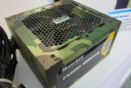 Мощность блока питания FX600 равна 600 Вт