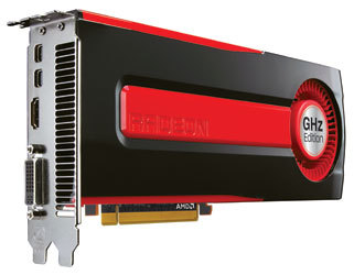 �������� Radeon HD 7970 GHz Edition AMD ���������� ���� ������ ������������� ����� ������� � ���� ���������������� 3D-�����