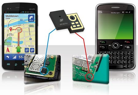 STMicroelectronics использует запатентованный процесс упаковки MEMS-микрофонов в пластиковые корпуса
