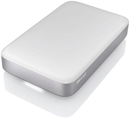Buffalo �������� ������� ���������� DiskStation HD-PATU3 ������������ USB 3.0 � Thunderbolt