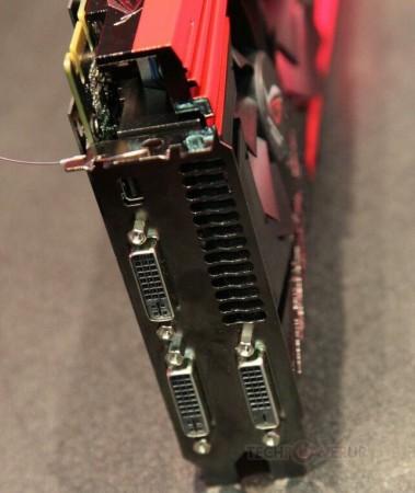 Видеокарта ASUS ROG MARS III
