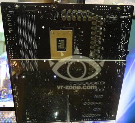 Системная плата ASUS Z77 Wolverine имеет 40-фазную подсистему питания CPU