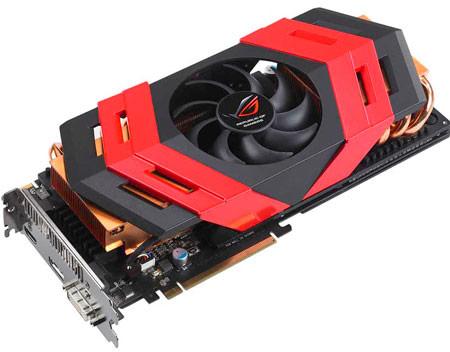 Основой 3D-карты ASUS ARES 2 будет пара GPU Picairn XT