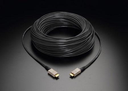 Активные оптические кабели HDMI Hitachi Cable поддерживают разрешение до 3840 x 2160 пикселей