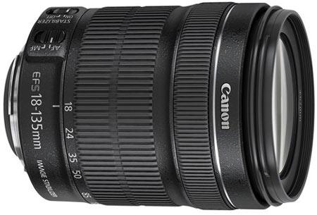 Представлены объективы Canon EF-S 18-135mm f/3.5-5.6 IS STM и EF 40mm f/2.8 STM