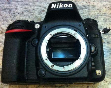 Фото дня: полнокадровая зеркальная камера Nikon D600