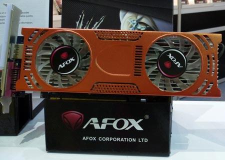 Специалисты AFOX создали низкопрофильную 3D-карту Radeon HD 7850