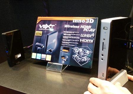 InnoVision показала беспроводное подключение мониторов и разборный кулер для 3D-карты