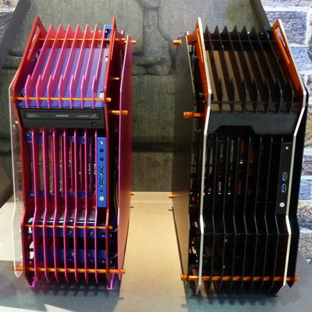 InWin показала прототип корпуса для ПК с полностью прозрачной боковой стенкой