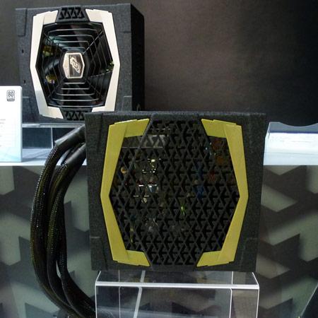 Блок питания FSP AURUM Xilenser мощностью 500 Вт обходится пассивным охлаждением