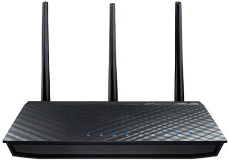 ASUS анонсирует маршрутизатор 5G Wi-Fi (802.11ac) RT-AC66U и адаптеры 5G Wi-Fi