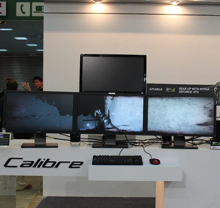 Sparkle оснащает 3D-карту GeForce GTX 680 Calibre Edition 4 ГБ памяти и разгоняет ее