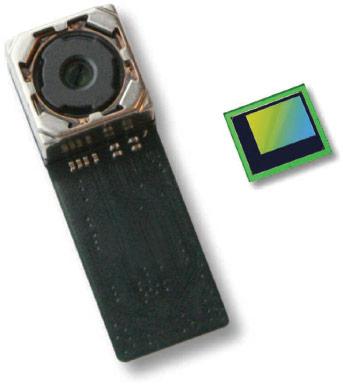Датчика изображения OmniVision OV12830 разрешением 12,7 Мп предназначен для смартфонов и планшетов