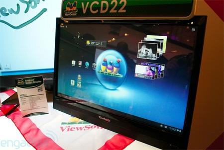 ViewSonic VCD22
