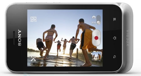 ������ � ���� � ����� ��������� Sony Xperia tipo dual � Sony Xperia tipo � ������� ���� ���