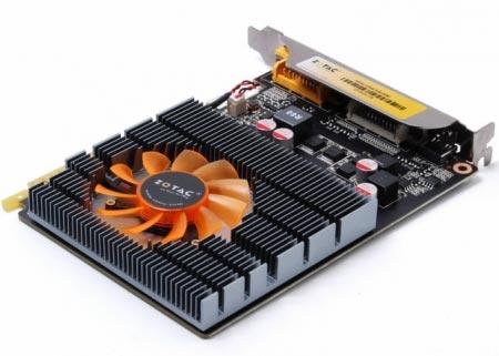 Ассортимент ZOTAC пополнила 3D-карта GeForce GT 640