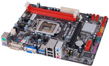 Системная плата H61MU3B поддерживает большинство фирменных технологий BIOSTAR