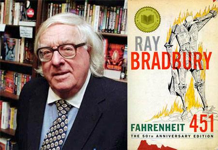 Творческое наследие Рэя Брэдбери навсегда останется в сокровищнице мировой литературы