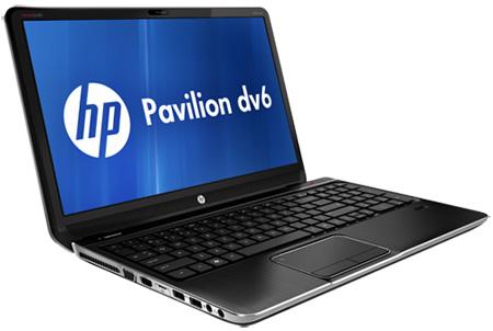 HP Pavilion dv6-7010us