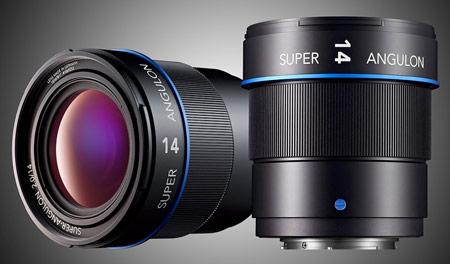 Schneider Kreuznach планирует выпускать сменные объективы для беззеркальных камер