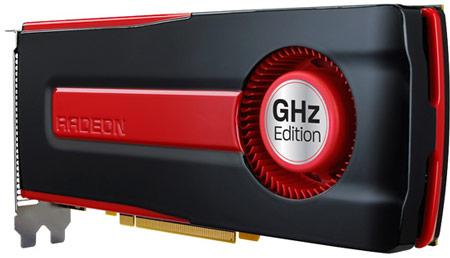 AMD готовит к выпуску 3D-карту Radeon HD 7930