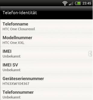 HTC One XXL: спецификации