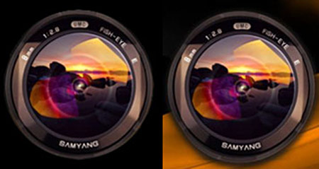 Samyang готовит к выпуску сверхширокоугольный объектив 8mm f/2.8 UMC